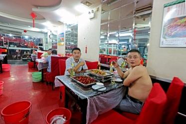 Les mangeurs d'écrevisses Ipad