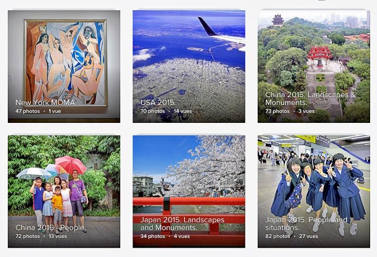 Flickr's Albums
