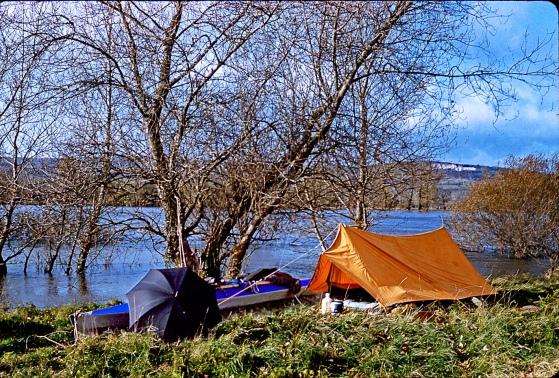 Loire en Kayak Novembre 1959 rév 2018 blog