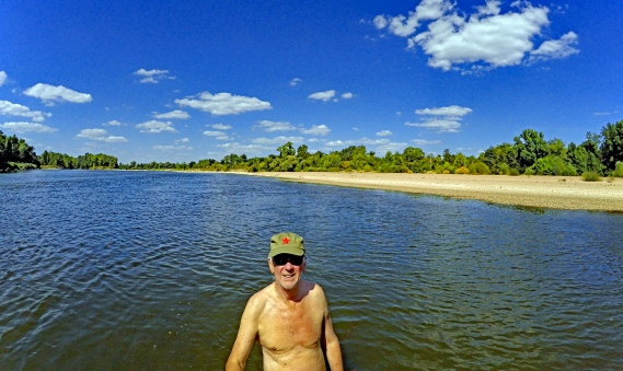 Selfie Loire Plein Courant Blog