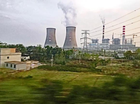 Centrale nucléaire Blog
