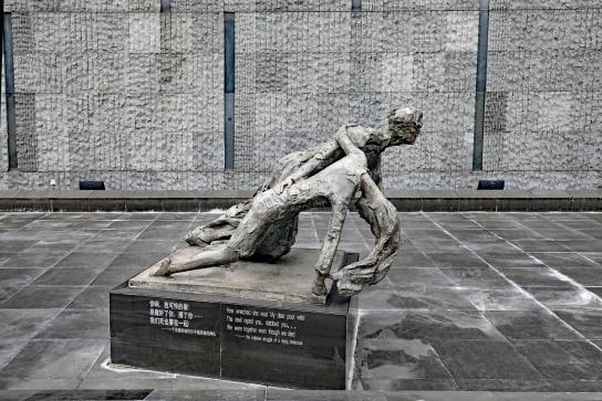 Les bronzes du mémorial blog